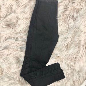 •NWOT• Tobi High Waisted Black Pants